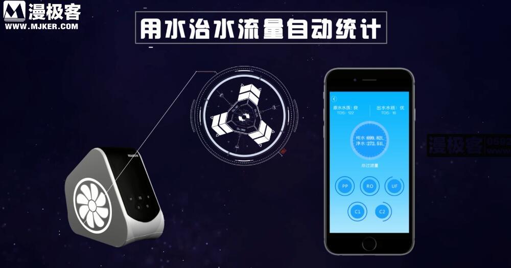 萨奇智能净水器三维亚博足彩app宣传视频