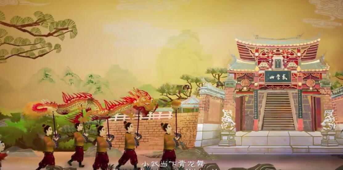 泉州3D动漫短片《丝海遗梦》:梦回刺桐城 漫话海丝路