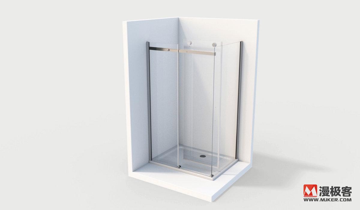 淋浴房安装演示亚博足彩app